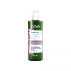 dercos nutrients vitamin ace champo brilho